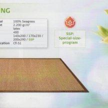 vloerkleed & tapijt zeegras