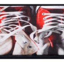 585 Image 45x75cm 005 Sneakers schuin