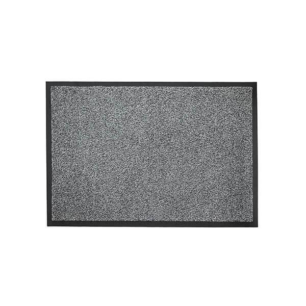 Droogloopmat-Dry-Clean-Grijs