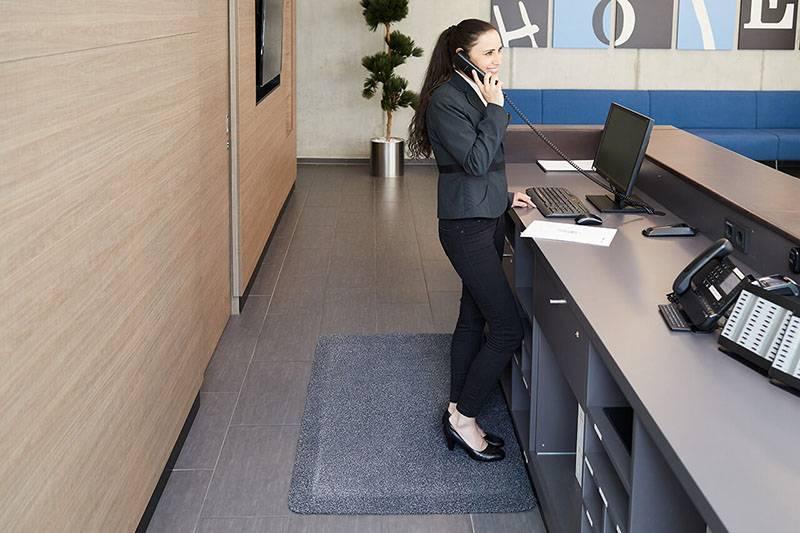 Clean Comfort Soft werkplekmat