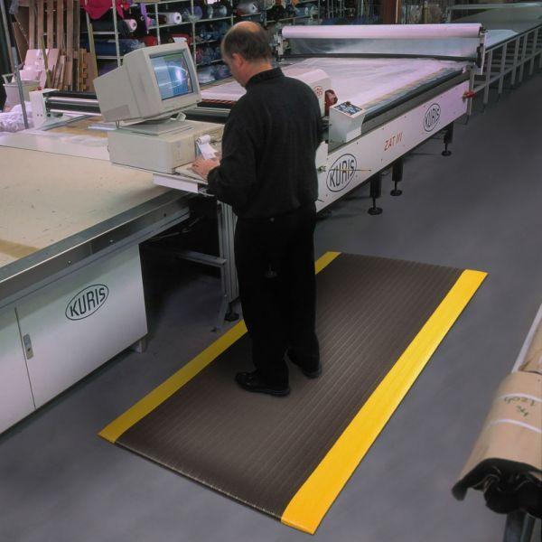 Airug ergonomische mat met staand werker