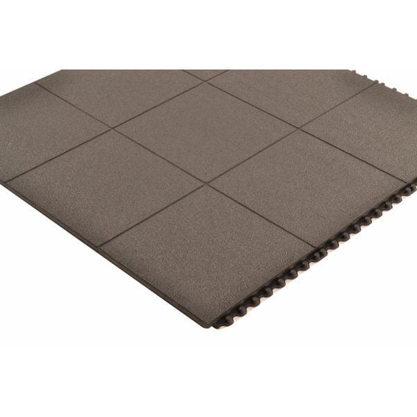 Cushion Ease Solid ergonomisch mat rubber kliksysteem